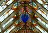 Vetreria artistica veneziana Antichi Angeli arredi moderni Murano originale 03