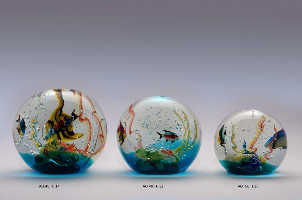 Produzione acquario artigianale veneziano lavorazione for Acquari moderni