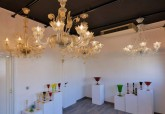 Vetreria artistica lavorazione Murano originale gallery show-room 02
