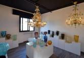 Vetreria artistica lavorazione Murano originale gallery show-room 04