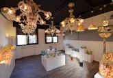 Vetreria artistica lavorazione Murano originale gallery show-room 05